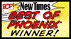 Phoenix New Times - Best of Phoenix 2010 Award