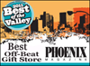 Phoenix Magazine - Best of the Valley Award 2011