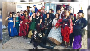 Wild Wild West Steampunk Convention 3