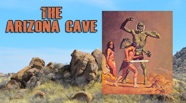 The Arizona Cave - AZ Fans of Edgar Rice Burroughs