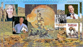 Edgar Rice Burroughs at Phoenix Comicon